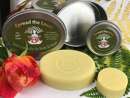 Lotion Bars & Coins